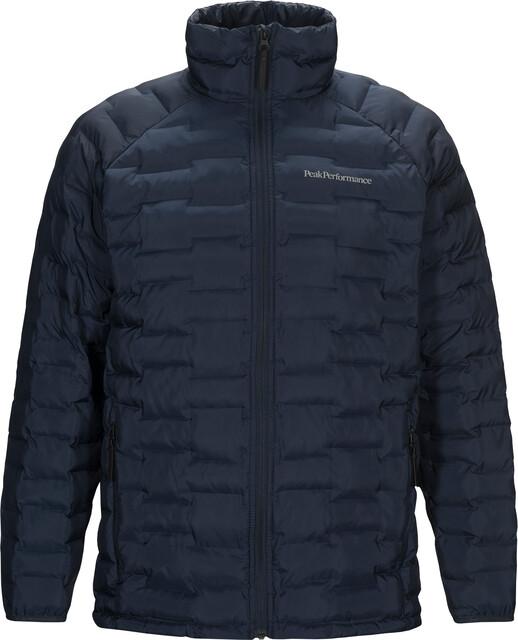Argon Hood Jacket W Blue Shadow